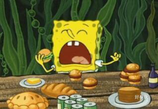 """吃播的心酸""""生而为胃,我很抱歉""""插图3"""