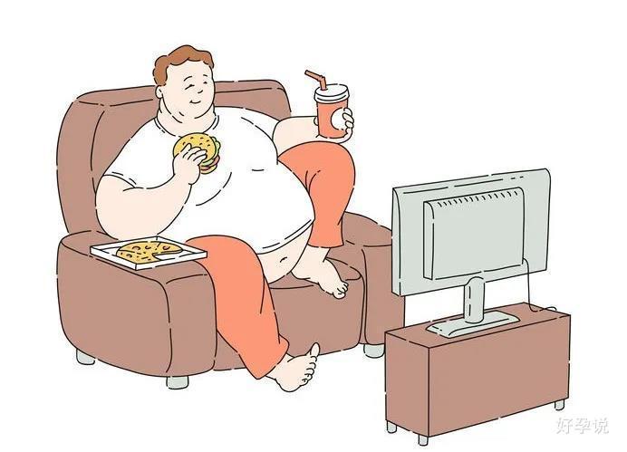 """吃播的心酸""""生而为胃,我很抱歉""""插图2"""
