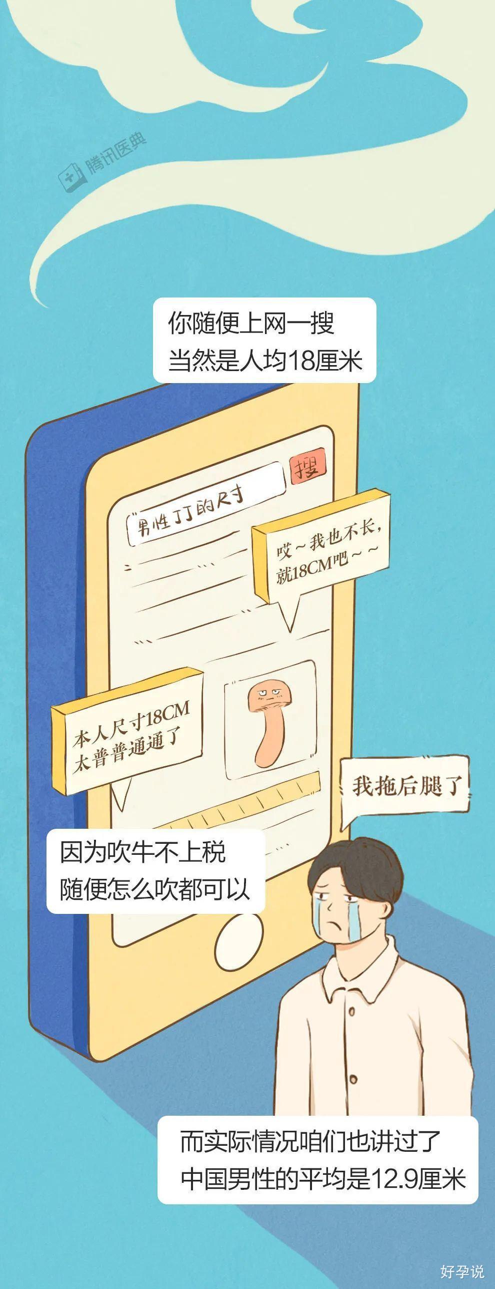 都说鼻子大的男人丁丁更长?揭秘丁丁长度的5个真相插图14